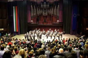 коледен концерт 1